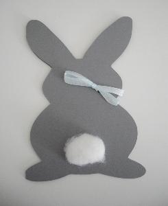 FAIRE PART LAPIN