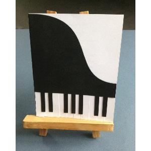 FAIRE PART PIANO