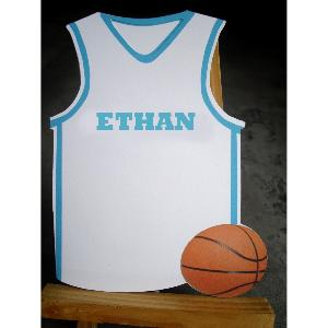 FAIRE PART MAILLOT BASKET