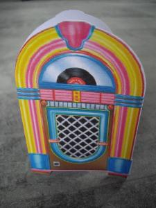 MENU JUKEBOX